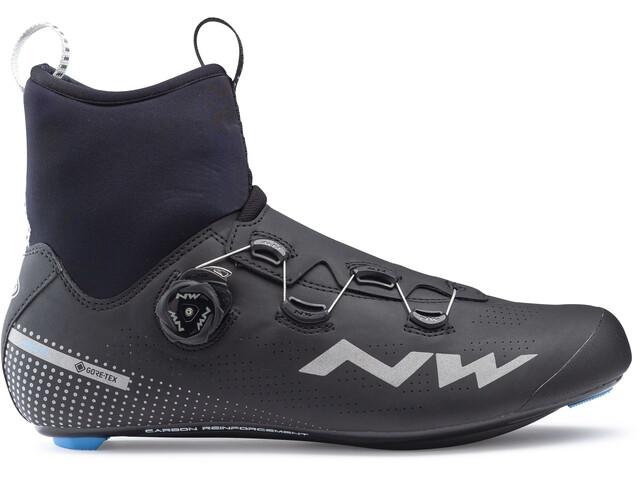 Northwave Celsius R Arctic GTX Chaussures De Vélo De Route Homme, black